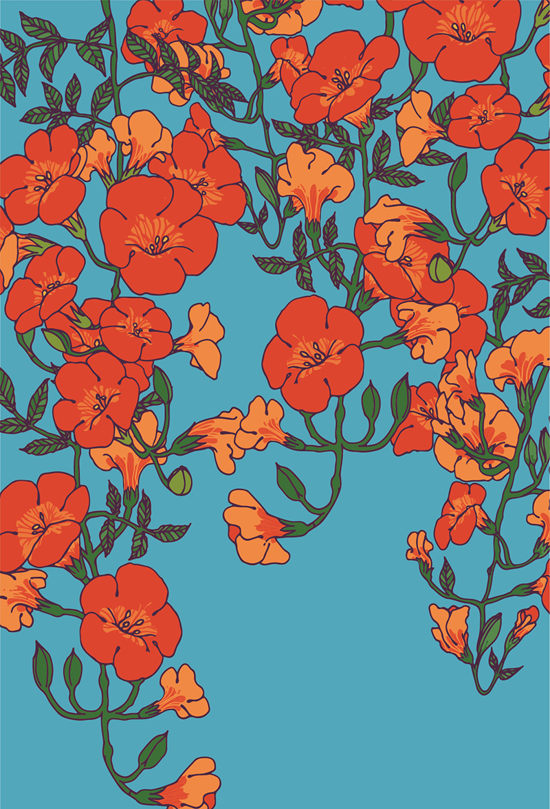 Flowers in my world 7