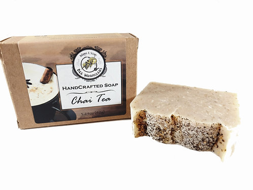 Chai Tea - Handcrafted Cold Process Soap