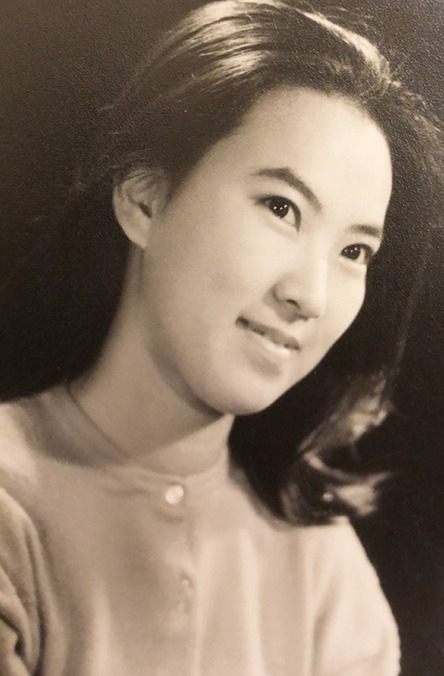 Jerry's mom, 陈桂馥 Chen Guifu