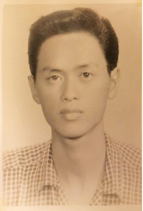 Jerry's dad, 詹孝杰 Zhan Xiaojie
