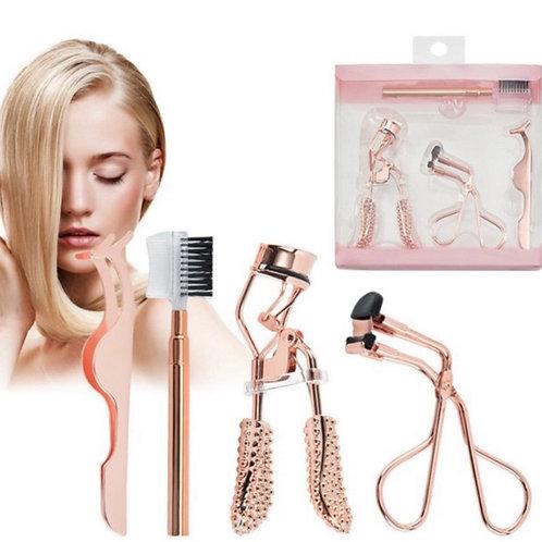 Eyelash curler tools set
