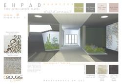 architecte d'intérieur EHPAD Fons