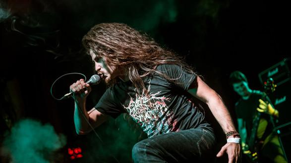 Overtoun Band Metal Yoav Ruiz Live