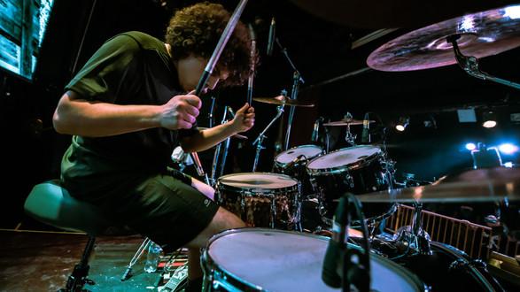 Overtoun Band Metal Agustin Lobo Live Malevolent Creation