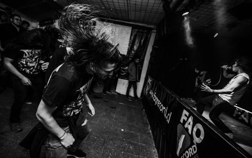Overtoun Live Metal Band FAQ Record