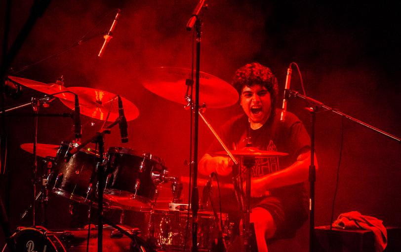 Overtoun Agustin Lobo Live Sala Master