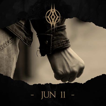 NEW SINGLE/MUSIC VIDEO! JUNE 11