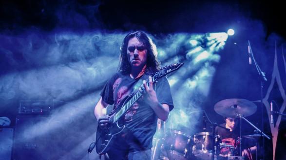 Overtoun Band Metal Matias Bahamondes Music