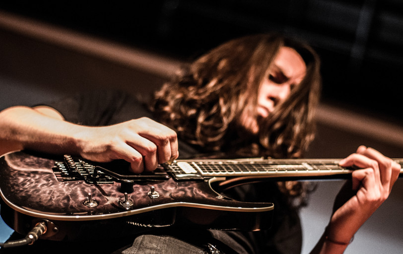 Overtoun Matias Bahamondes Guitarist
