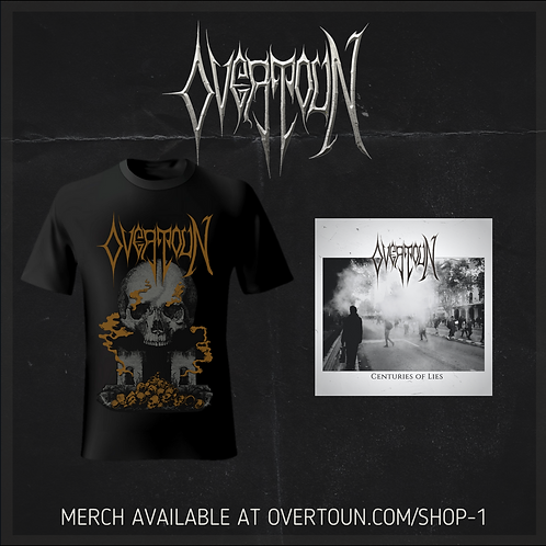 T-Shirt + Digipak CD Bundle