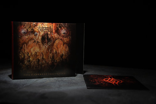 This Darkness Feels Alive - Deluxe Digipak CD