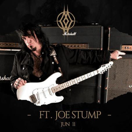 UNDERNEATH FEAT... JOE STUMP!!!!