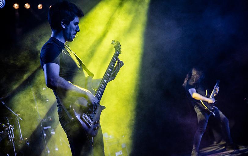 Felipe Leyton Overtoun Bass Live