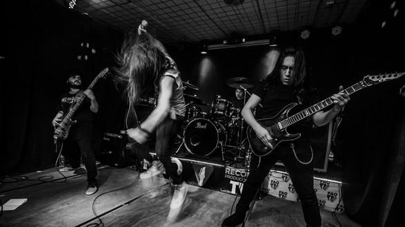 Overtoun Band Metal Live Music