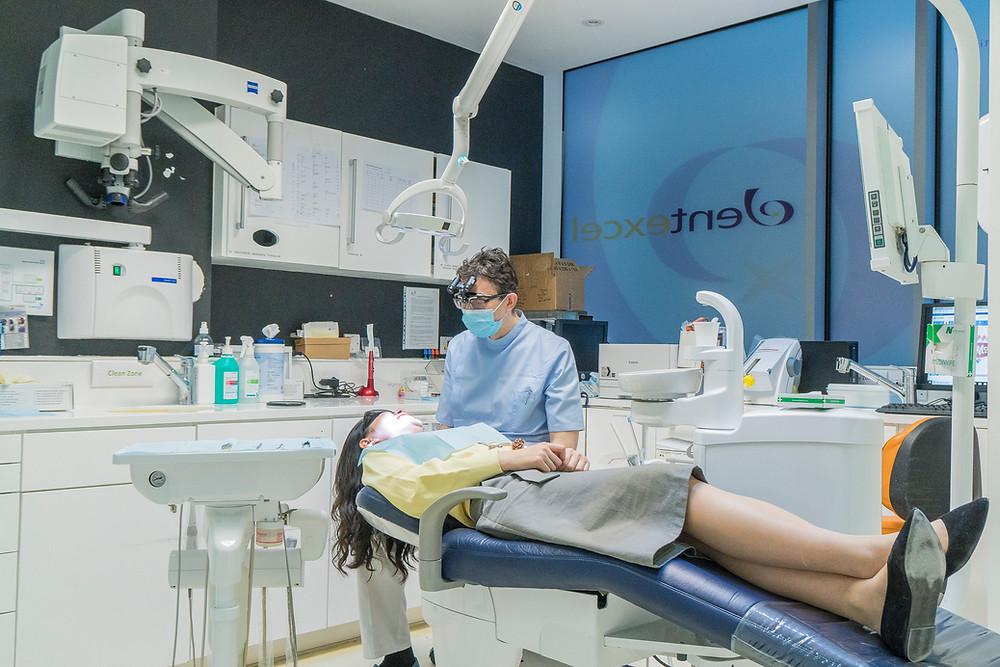Dr Keith Cohen dentexcel
