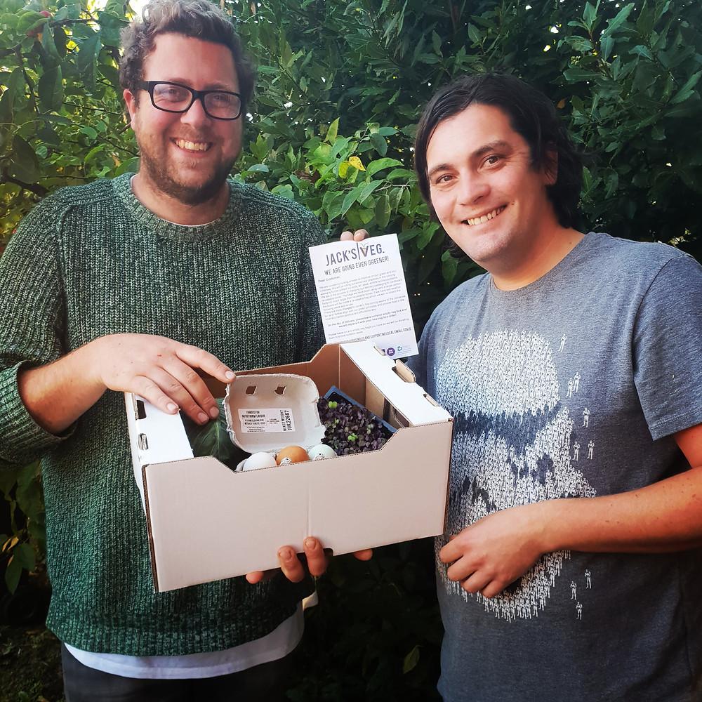 veg box, jack's veg, shop local, organic, kent