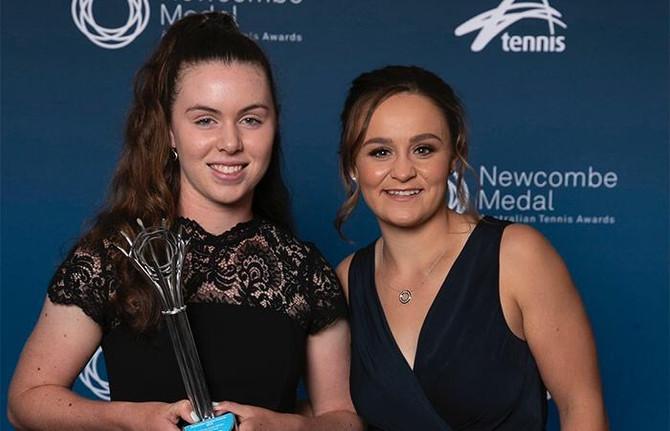 Newcombe Medal Australian Tennis Awards