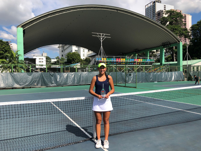 Crystal Defends 18s Nationals Title in Phillipines and Casey wins Sorrento
