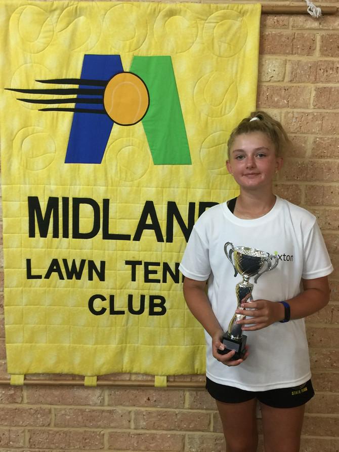 Gabrielle and Samik Win Midland