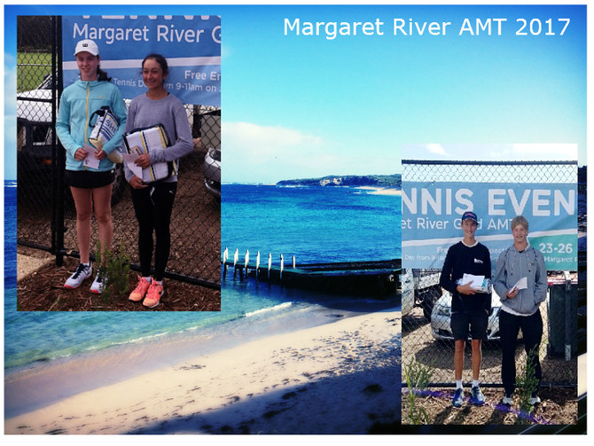 A Doubles Win, a final and 3 singles                                      semis Margaret River