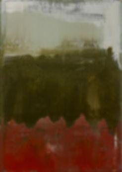 Kirk Palmer, oil painting, Subtle Alliance