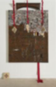 Kirk Daniel Palmer, oil painting, Voyeur