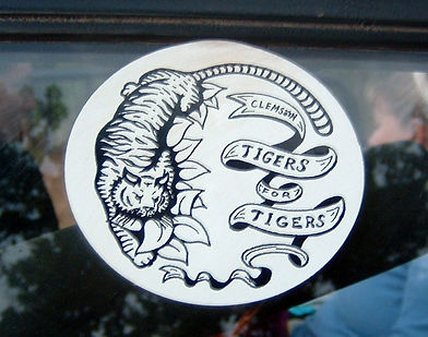 Conn and Takako at the World Tiger Congress, Dallas 1998