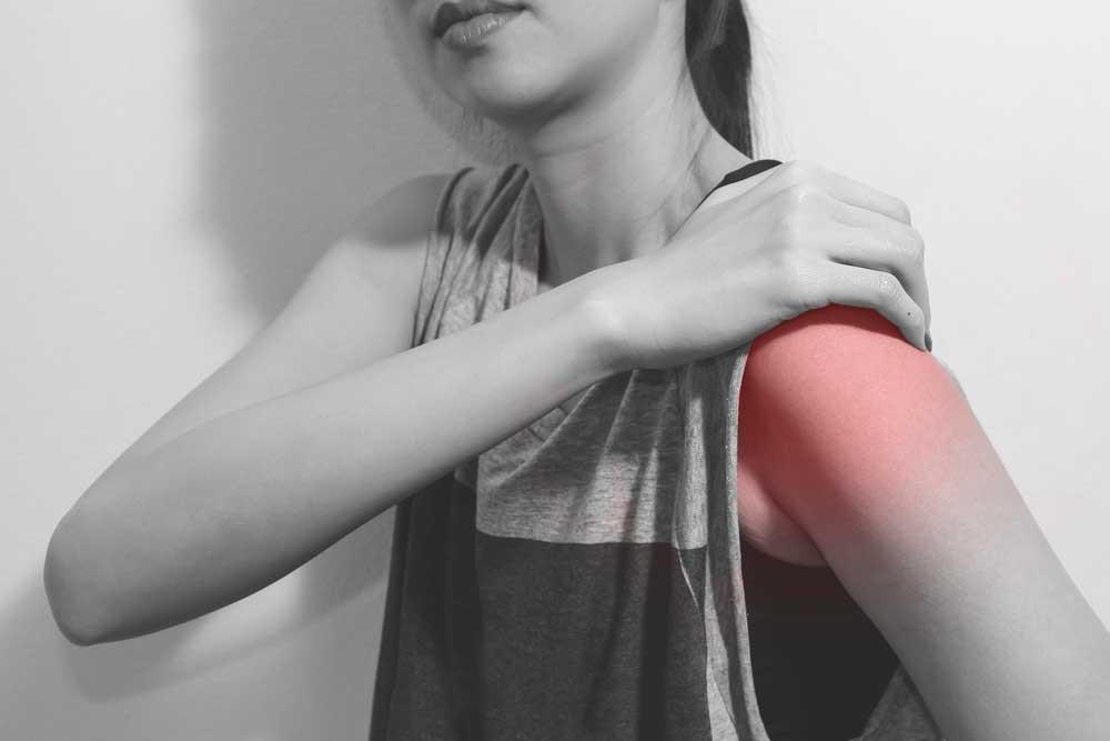 Instabilidade da articulação do ombro e lesão por esforço repetitivo