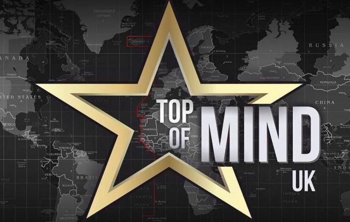 TOP OF MIND UK