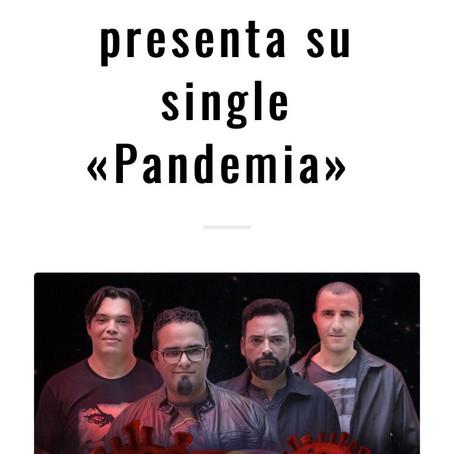 TOTEN DE BRASIL PRESENTA SU SINGLE PANDEMIA
