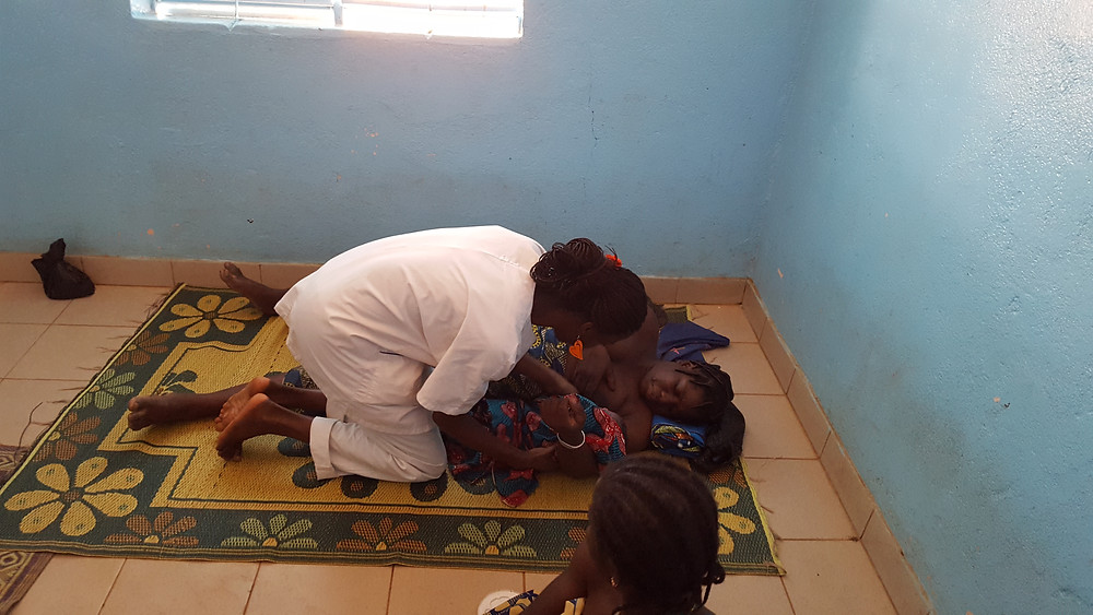 L'allaitement Africain... Burkina Faso (Piela 02/2016)