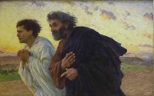 Deux disciples marchant triste sur la route du retour I Kaléidoscope La Femme En Harmonie I Blégny I Karidja