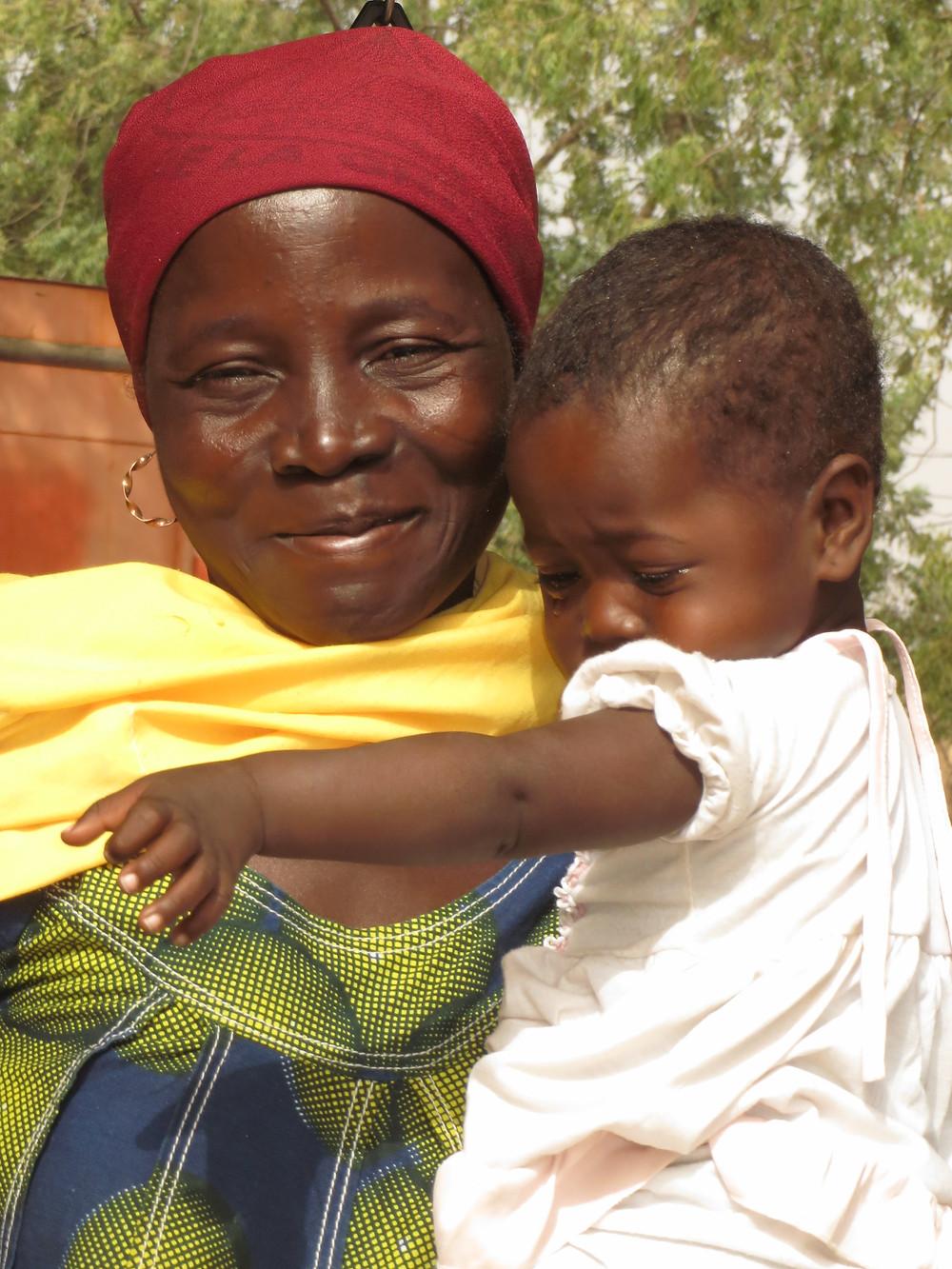Photo prise au Burkina à Piela : 02/2016