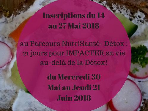 Parcours NutriSanté - Détox