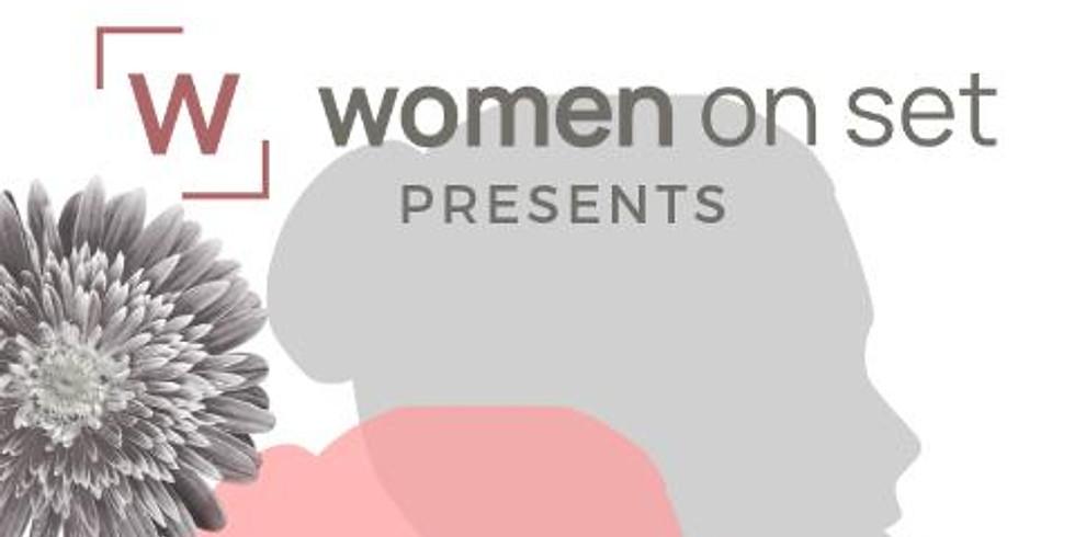 #WOMENONSET : Transforming Patterns by Yoly Ripepi.