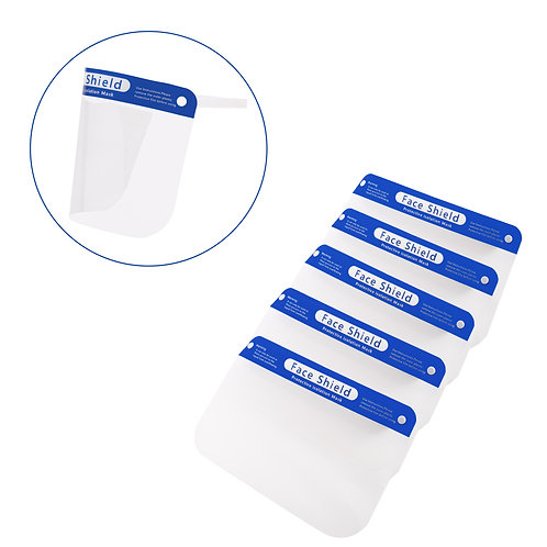 Face Shield 5 Pack