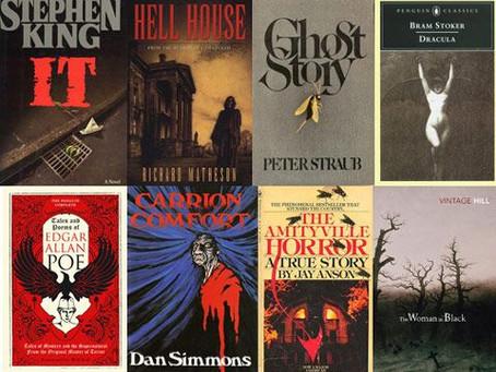 8 livros de Terror imperdíveis