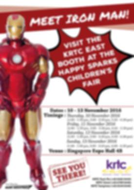 Meet and Greet Iron Man