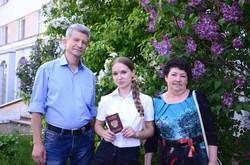 Добились российского гражданства.