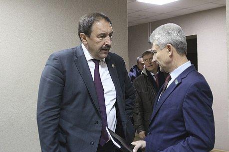 Песошин А.В. премьер-министр.