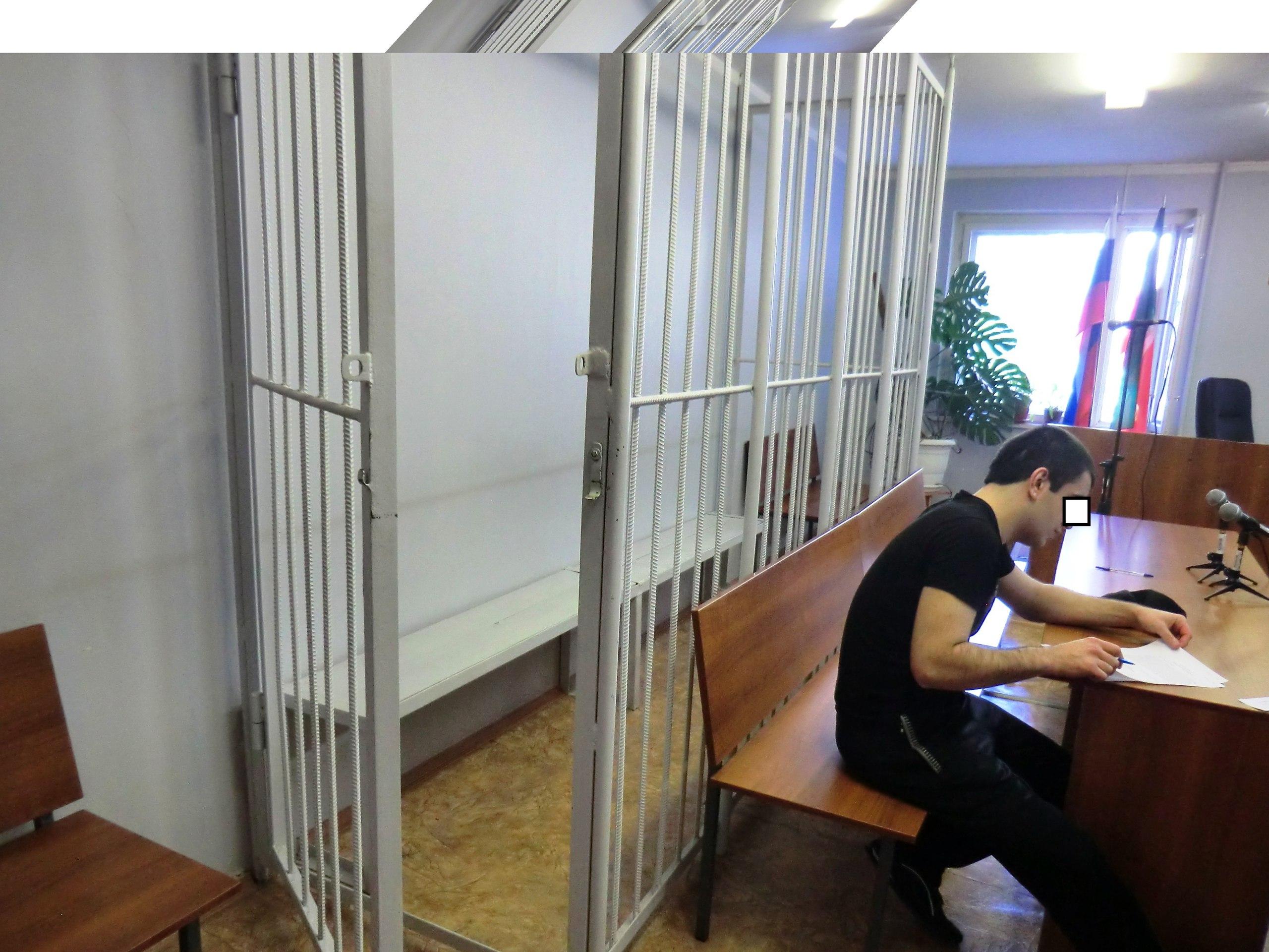 Освобожден в зале суда. ч.4 ст. 166