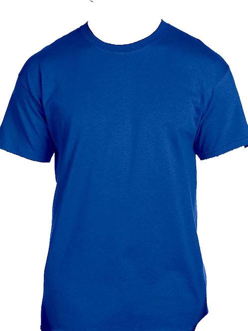 100% Cotton Pre shrunk tee shirt