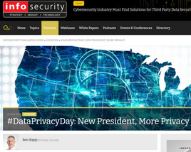#DataPrivacyDay: New President, More Privacy
