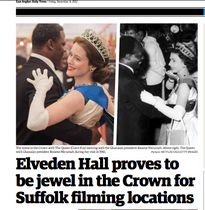 Elveden Hall is jewel in the crown for Suffolk locations