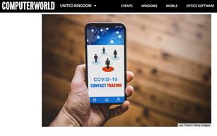 Client Securys in Computerworld magazine