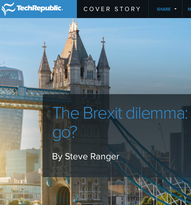 Client Apply4 Technology offers insight on the Brexit dilemma