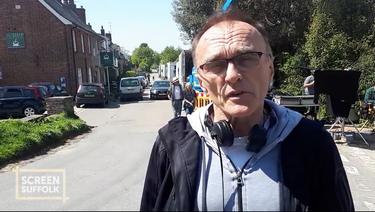 Danny Boyle speaks for Screen Suffolk