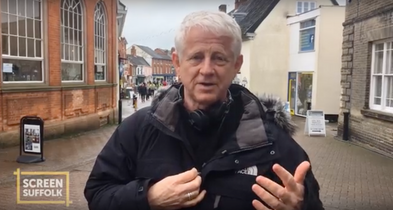 Screen Suffolk talks to Richard Curtis