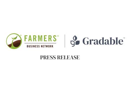 Gradable™ Brings Environmental Transparency to Grain Market