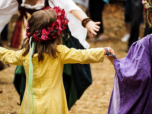 Little girl at Maypole dance .jpg